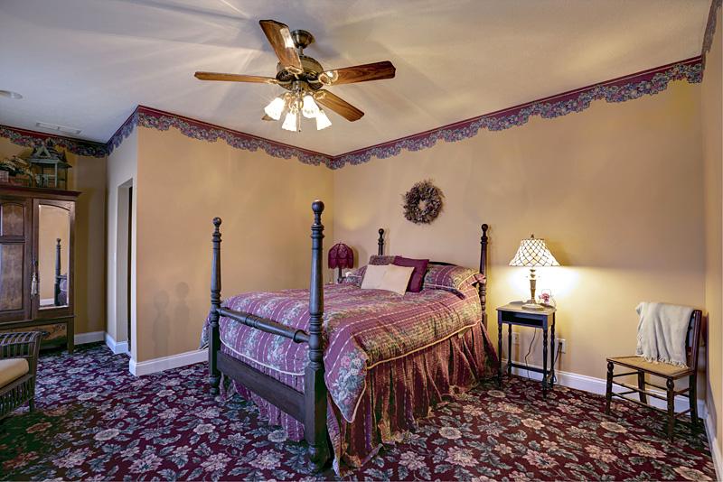 Autumn Rose Room