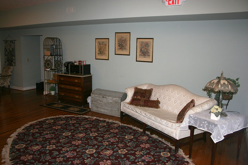 Upstairs Parlor