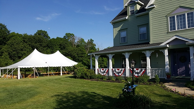 White Garden Inn Event Hosting