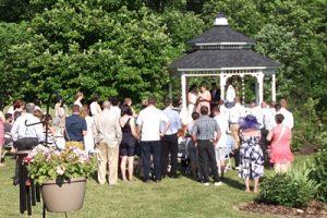 White Garden Inn Weddings